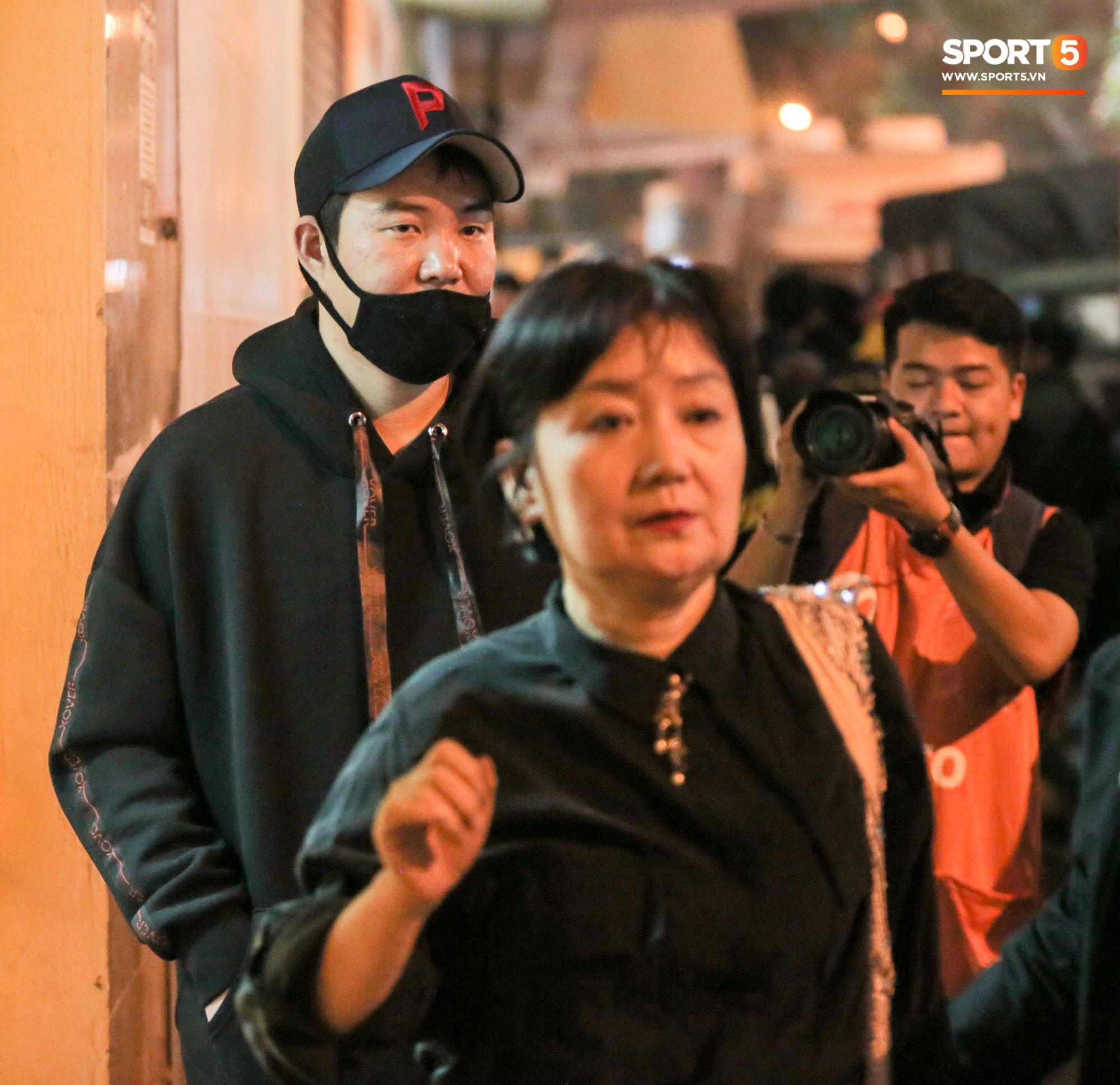 Con trai HLV Park Hang-seo sang Việt Nam và tiết lộ những áp lực không tưởng ở Hàn Quốc - Ảnh 4.