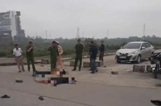 Chiến sỹ CSGT chứng kiến vụ việc cô gái bị đâm nhiều nhát tử vong ở Ninh Bình phải viết tường trình