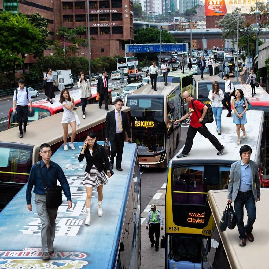 Chiêm ngưỡng một Hồng Kông