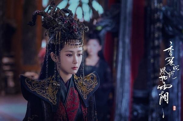9 cô dâu cổ trang Hoa ngữ trên màn ảnh gần đây, ai là nương tử xinh đẹp nhất trong lòng bạn? - Ảnh 7.