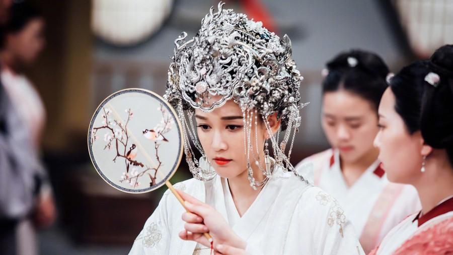 9 cô dâu cổ trang Hoa ngữ trên màn ảnh gần đây, ai là nương tử xinh đẹp nhất trong lòng bạn? - Ảnh 9.