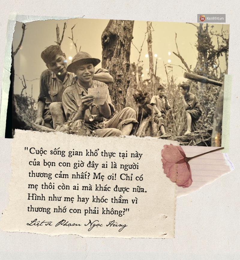 Tình mẫu tử qua 60 bức thư của chàng lính trẻ hy sinh ở tuổi 20: Ngày chiến thắng trở về, con sẽ sống với mẹ đến trọn đời - Ảnh 8.