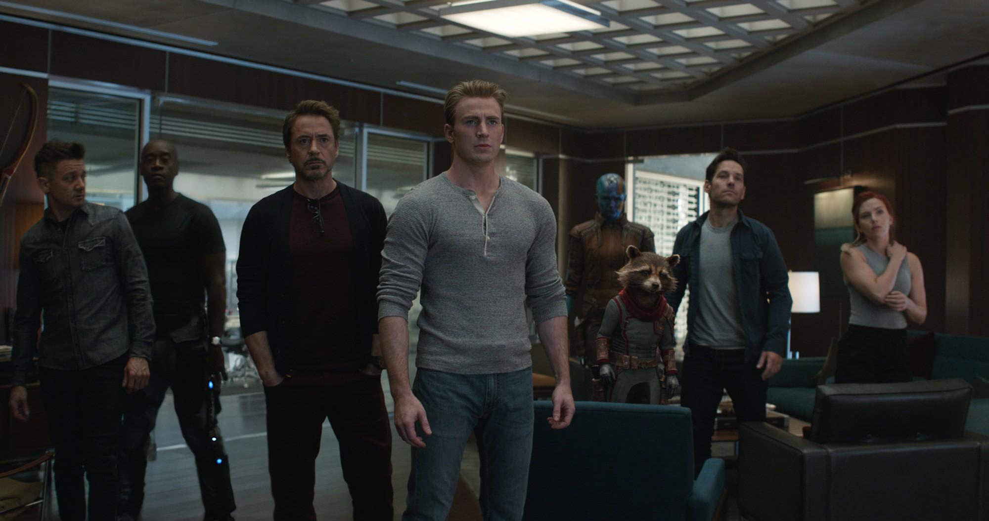 Spoiler warning: The Avengers: Endgame there is a shark figure as a joke? - Photo 7.