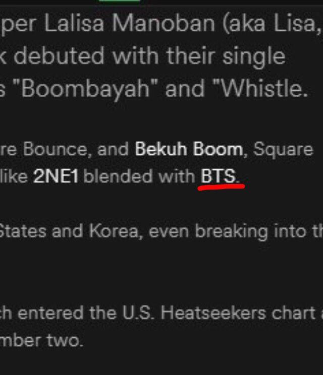 """Báo Hàn gọi BLACKPINK là """"BTS phiên bản nữ"""", phải chăng lại là chiêu trò """"ké fame"""" của YG trước thềm comeback? - Ảnh 4."""