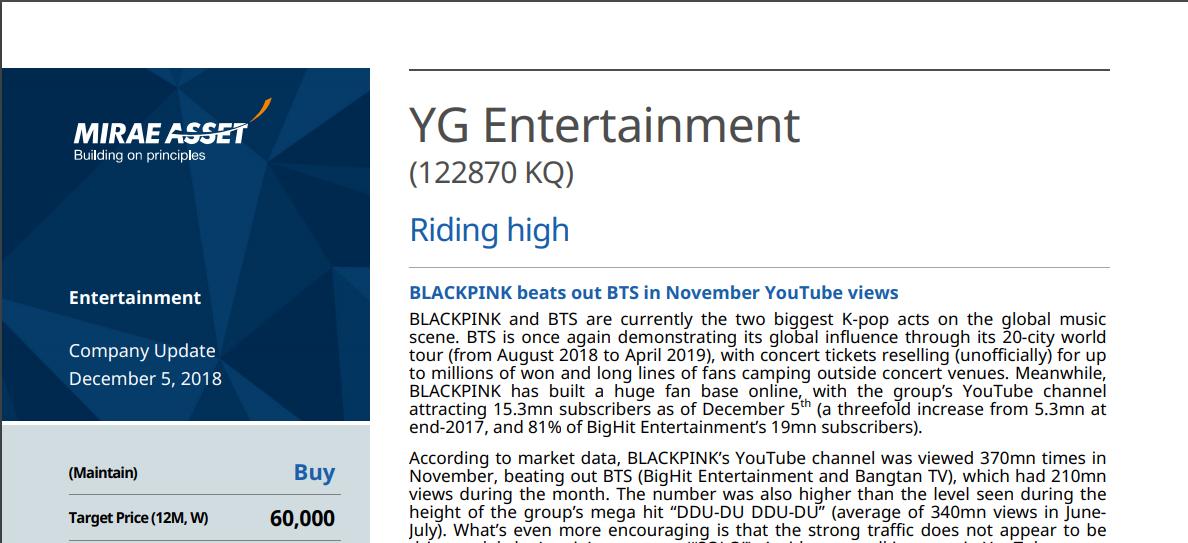 """Báo Hàn gọi BLACKPINK là """"BTS phiên bản nữ"""", phải chăng lại là chiêu trò """"ké fame"""" của YG trước thềm comeback? - Ảnh 5."""