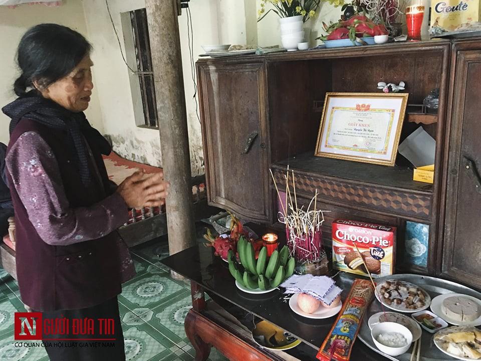 """Mẹ nữ sinh bị bạn trai sát hại ở Thái Nguyên: """"Cháu là niềm hi vọng duy nhất của gia đình"""" - Ảnh 3."""