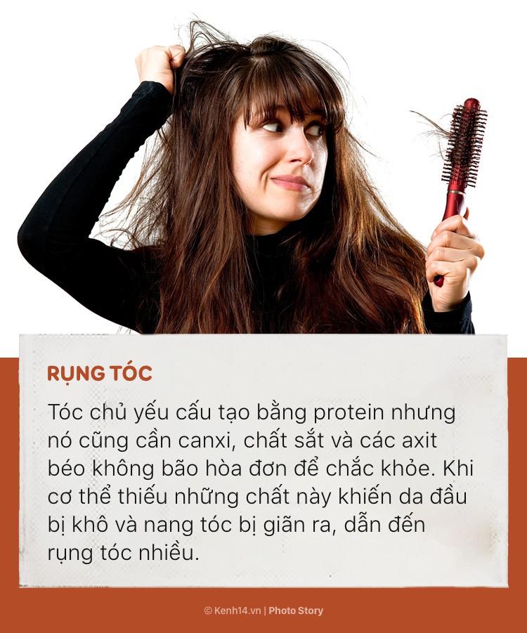 Bỏ bữa, ăn không đủ lại có những tác hại nguy hiểm tới sức khoẻ như thế này - Ảnh 9.