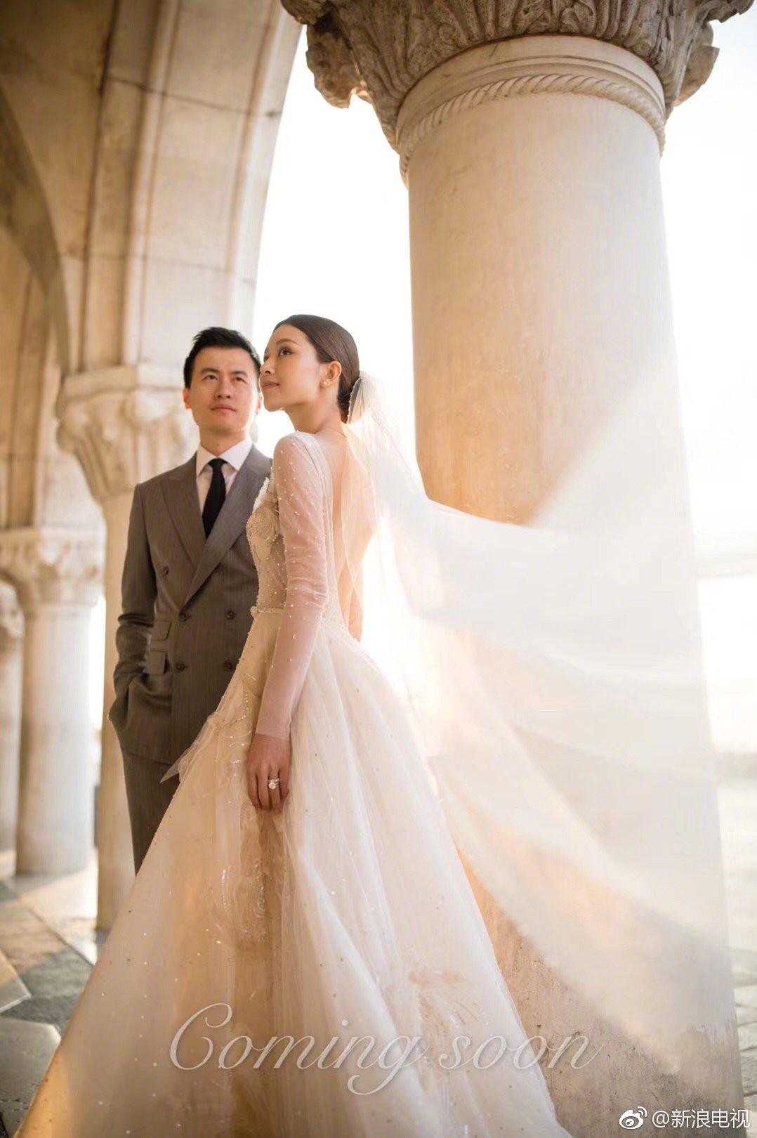 """""""Thần tiên tỷ tỷ"""" lộ ảnh cưới đẹp như cổ tích, chuẩn bị kết hôn với bạn trai giàu có vào tháng 10 năm nay? - Ảnh 7."""