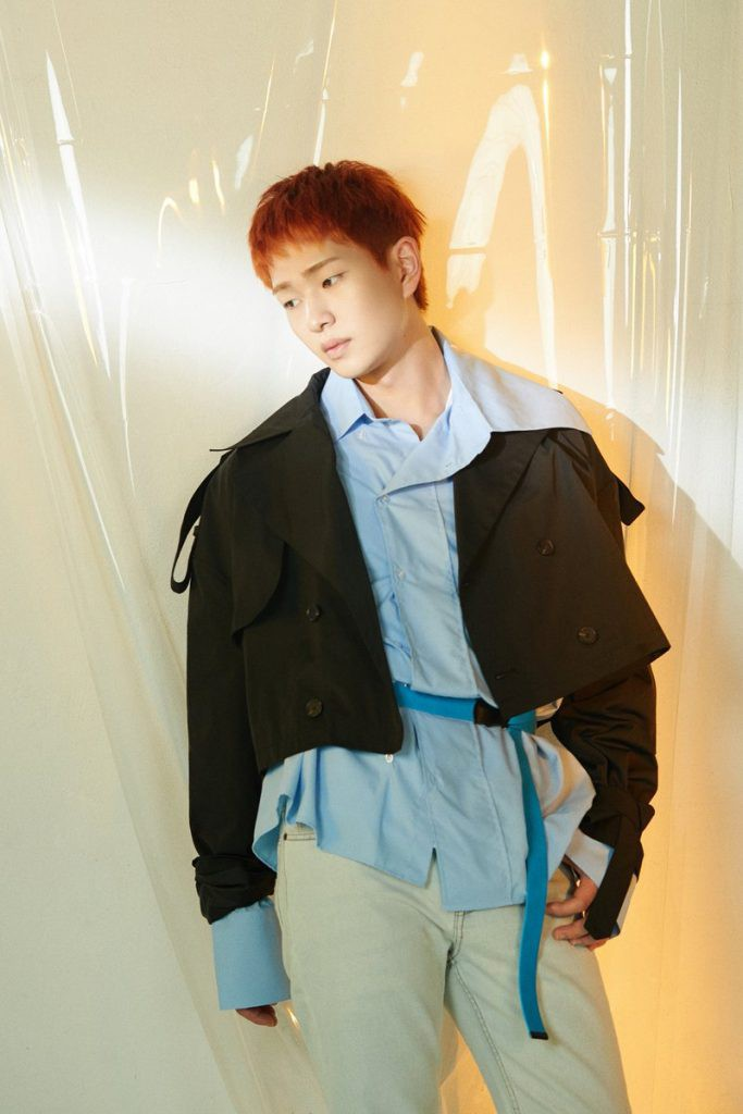 Trưởng nhóm SHINee đang nhập ngũ nhưng vẫn bí mật tham gia Produce X 101? - Ảnh 4.