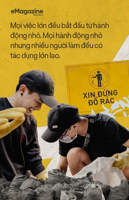 #challengeforchange lan cực rộng trong giới trẻ Việt từ MXH ra đời thực: Chỉ khi cúi xuống dọn rác mới biết loài người xả rác nhiều đến thế nào! - Ảnh 19.