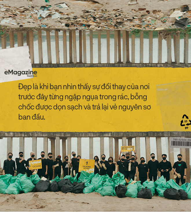 #challengeforchange lan cực rộng trong giới trẻ Việt từ MXH ra đời thực: Chỉ khi cúi xuống dọn rác mới biết loài người xả rác nhiều đến thế nào! - Ảnh 9.