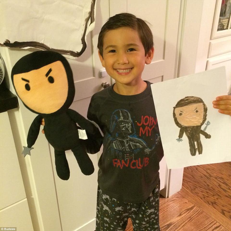 Biến những bức vẽ nguệch ngoạc thành đồ chơi, công ty này đang chiếm trọn cảm tình của trẻ em trên thế giới - Ảnh 10.