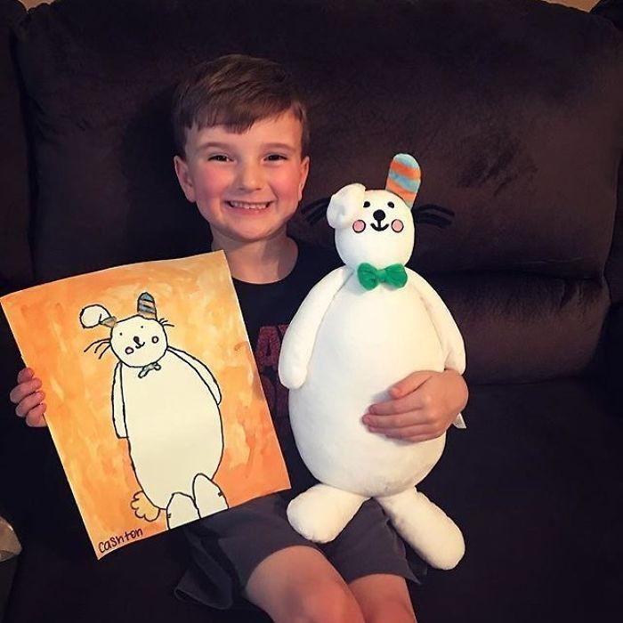 Biến những bức vẽ nguệch ngoạc thành đồ chơi, công ty này đang chiếm trọn cảm tình của trẻ em trên thế giới - Ảnh 5.