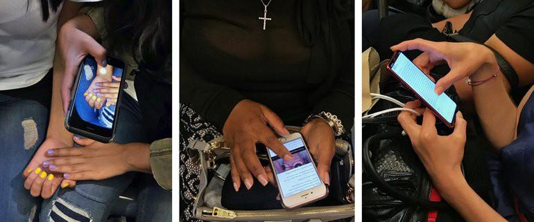 Đây là lý do tại sao chúng ta luôn vô thức nhìn vào màn hình điện thoại người khác - Ảnh 1.
