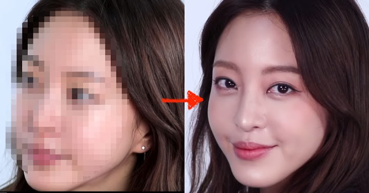 Han Ye Seul làm clip dạy makeup nhưng mặt mộc xuất sắc mới là điều chiếm spotlight - Ảnh 1.