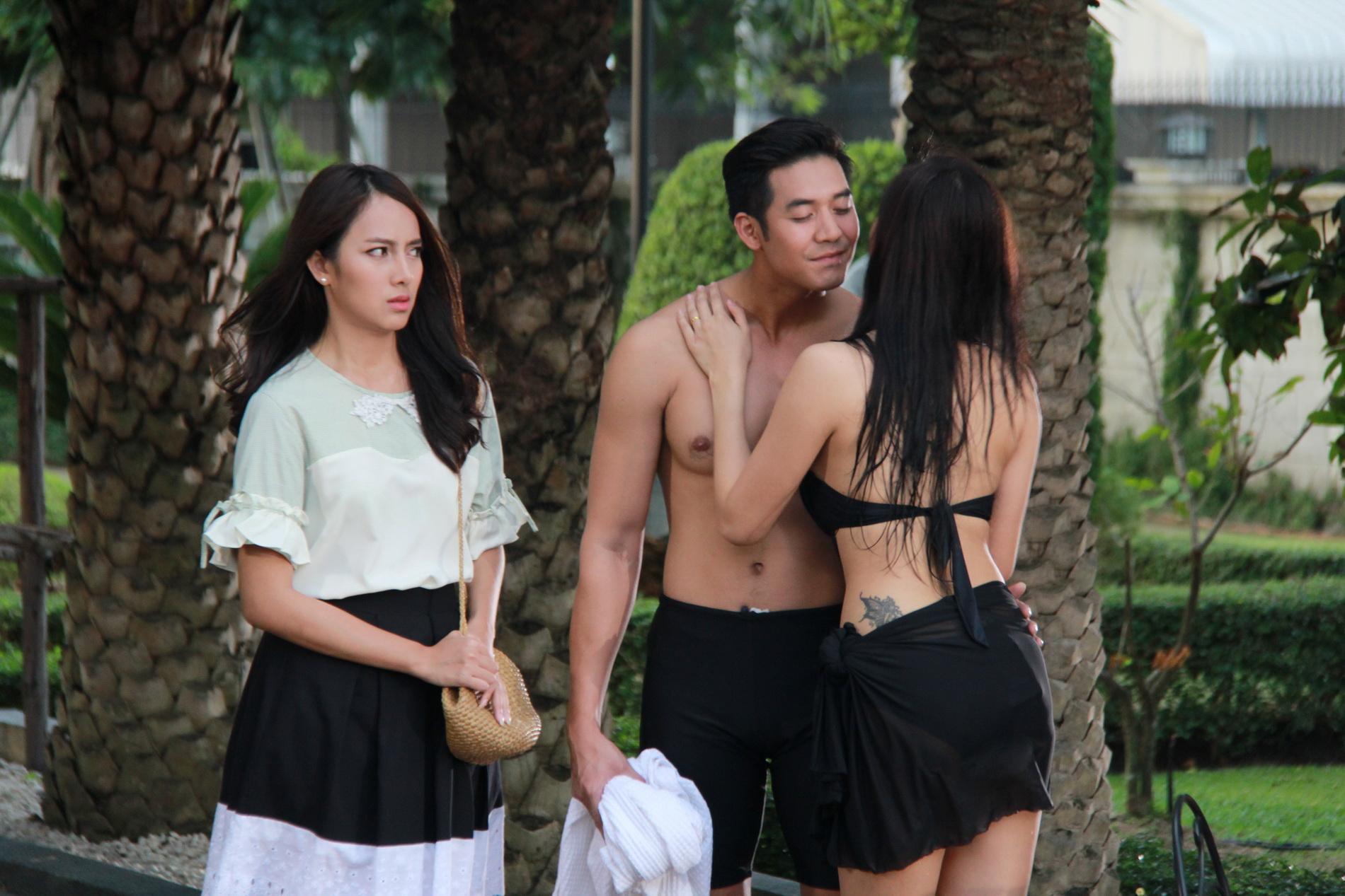 Chẳng phải nam thần soái ca, 5 bad boy trong phim Thái này vẫn khiến các nàng mê đắm - Ảnh 9.