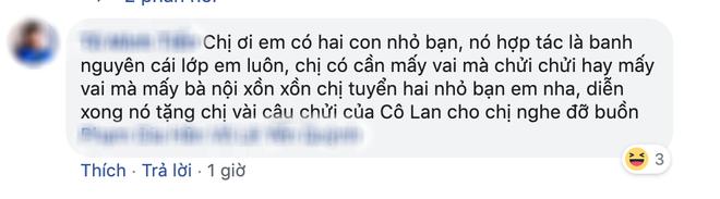 Ngô Thanh Vân kêu gọi tìm lớp đả nữ kế cận, netizen trả lời: Em không biết võ, cho em vai bị đánh được không? - Ảnh 10.