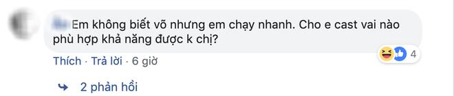 Ngô Thanh Vân kêu gọi tìm lớp đả nữ kế cận, netizen trả lời: Em không biết võ, cho em vai bị đánh được không? - Ảnh 11.