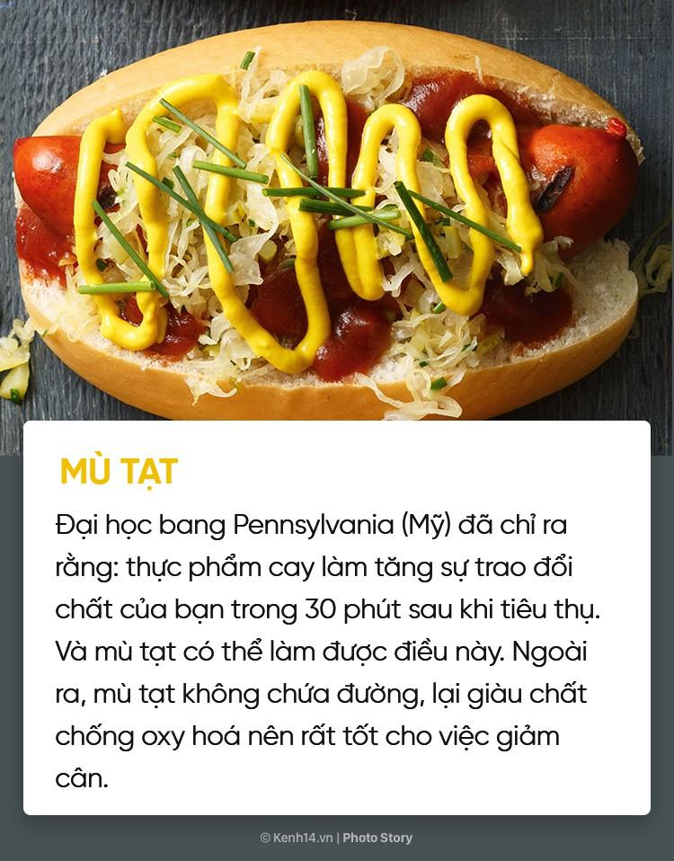 Đốt cháy mỡ thừa hiệu quả nhờ chăm ăn 10 loại thực phẩm này - Ảnh 5.
