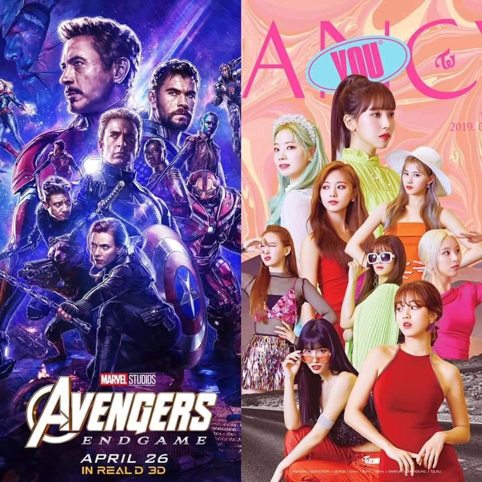 Đến chụp ảnh teaser cũng giống poster phim, không lẽ TWICE hợp tác với Marvel là sự thật? - Ảnh 7.