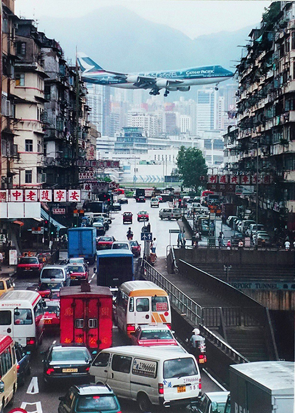Kai Tak - Sân bay khó hạ cánh nhất thế giới, gắn liền với thời kỳ hoàng kim của Hồng Kông - Ảnh 7.