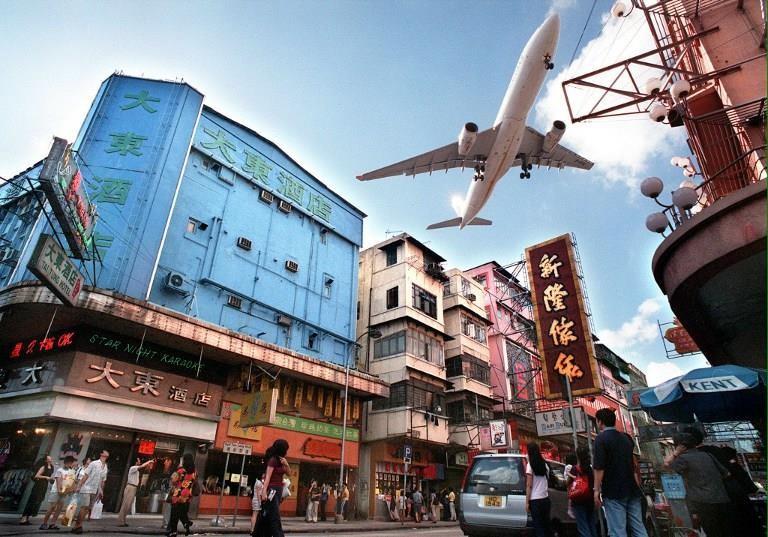 Kai Tak - Sân bay khó hạ cánh nhất thế giới, gắn liền với thời kỳ hoàng kim của Hồng Kông - Ảnh 5.