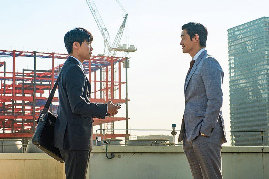 Tiền Đen - Phim gây bão tại Hàn của Anh mặt cún Ryu Jun Yeol đã đổ bộ rạp Việt - Ảnh 3.