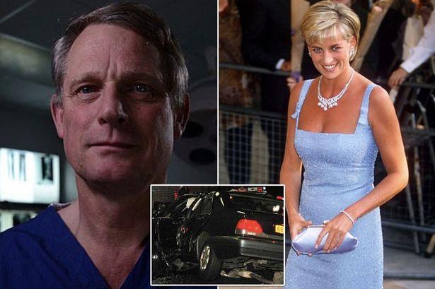 Bác sĩ pháp y tiết lộ bí mật về cái chết của công nương Diana: Do vết thương nhỏ nằm ở vị trí hiểm hóc - Ảnh 1.