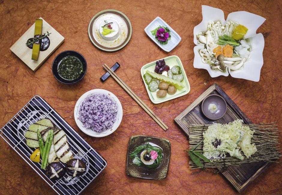 Shojin Ryori: nét đẹp của sự chay tịnh trong ẩm thực Nhật Bản - Ảnh 1.