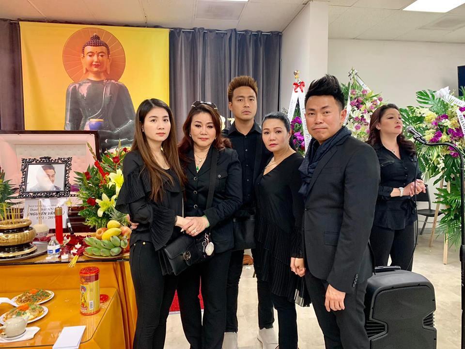Thi hài cố nghệ sĩ Anh Vũ đang được di chuyển về Việt Nam, sắp được gặp người thân và an nghỉ trên đất mẹ - Ảnh 1.