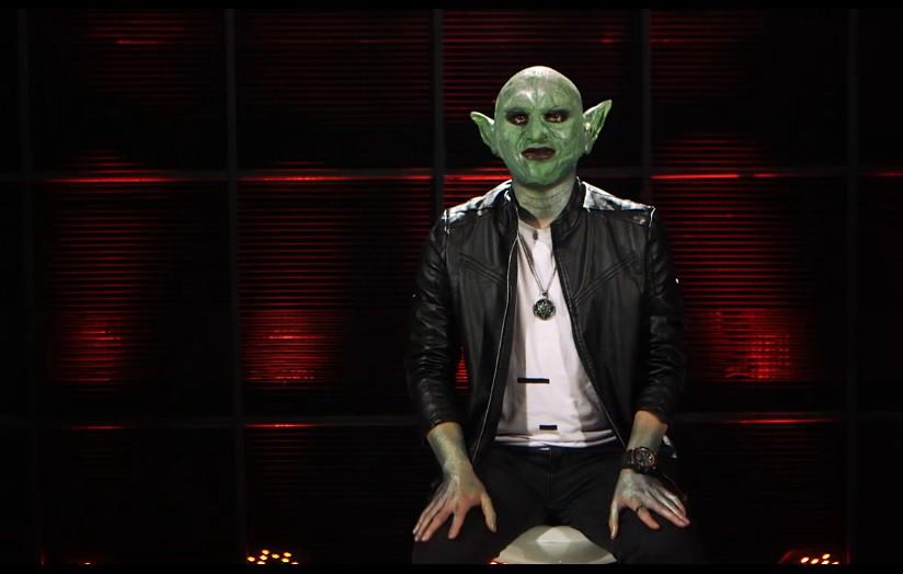 Á quân X-Factor Việt đeo mặt nạ xấu xí đi tìm bạn trai trên show hẹn hò - Ảnh 6.