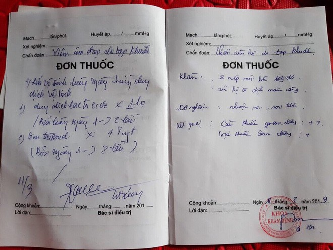 Xác minh thông tin cô giáo mầm non nhét chất bẩn vào vùng kín bé gái 5 tuổi ở Thái Nguyên - Ảnh 2.