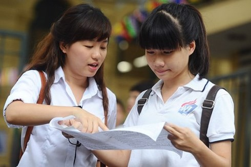 Điểm mới nhất về tuyển sinh lớp 10 tại Hà Nội - Ảnh 1.
