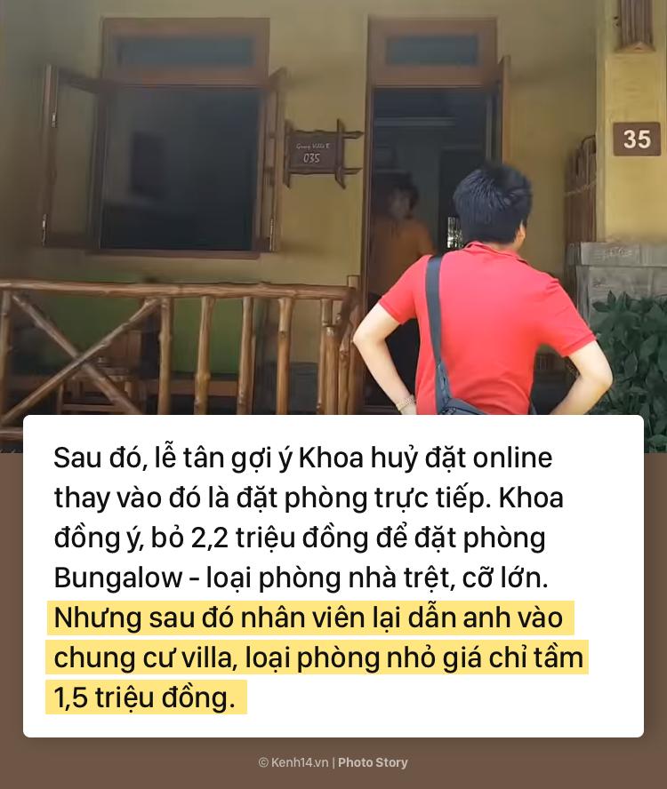 Toàn cảnh lùm xùm giữa Khoa Pug và resort Aroma ở Bình Thuận - Ảnh 5.