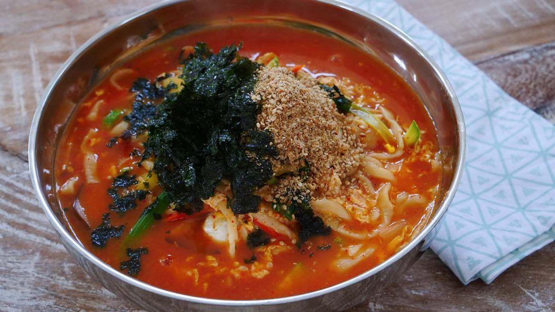 Mỳ Hàn Quốc