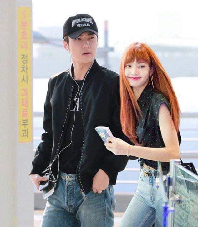 Trình độ công nghệ shipper ngày càng khủng, Sehun (EXO) và Lisa (BLACKPINK) được hẹn hò nhau trong trí tưởng tượng - Ảnh 8.