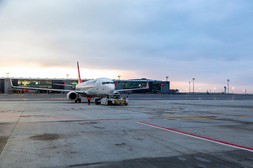 Siêu sân bay 12 tỷ USD của Thổ Nhĩ Kỳ chính thức mở cửa, ai cũng tò mò không biết có gì bên trong - Ảnh 5.