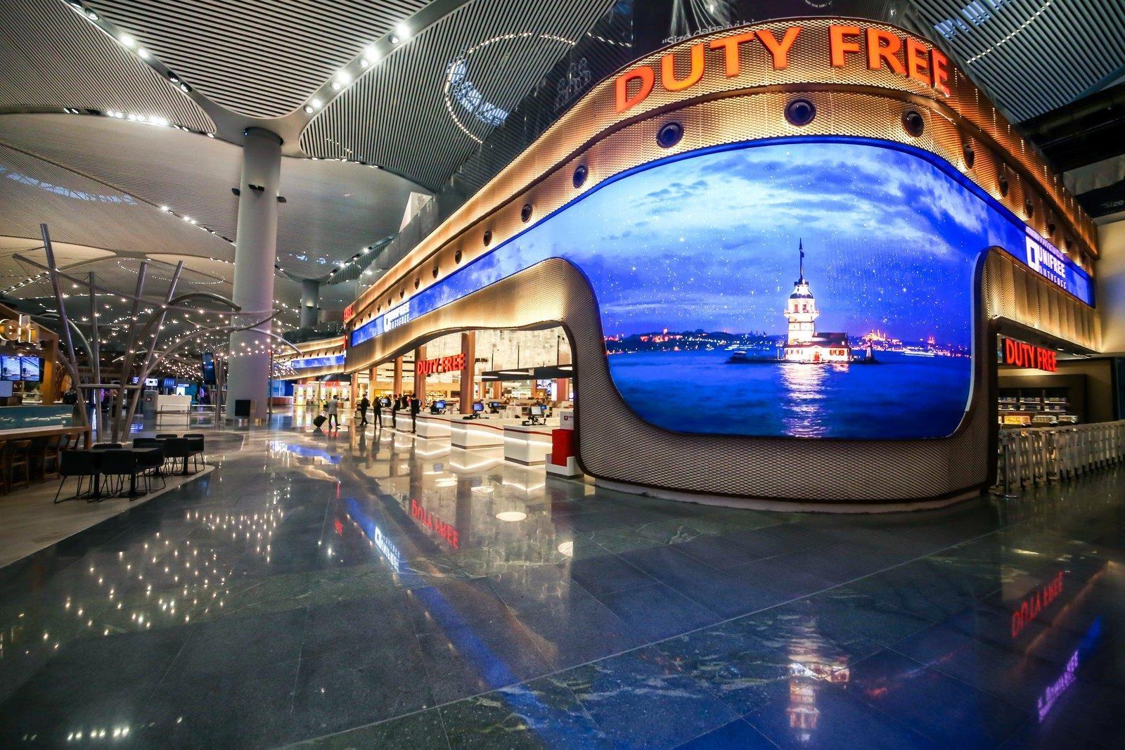 Siêu sân bay 12 tỷ USD của Thổ Nhĩ Kỳ chính thức mở cửa, ai cũng tò mò không biết có gì bên trong - Ảnh 8.