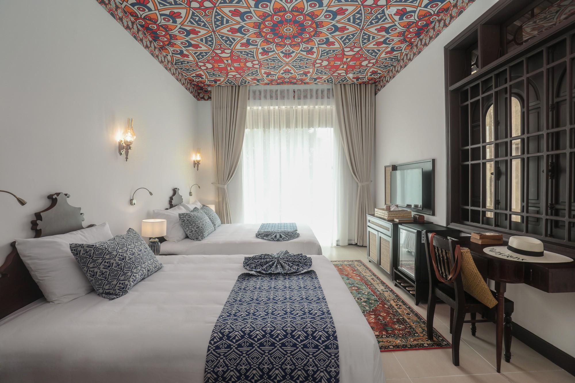 """Ngôi nhà Morocco độc đáo giữa lòng Hội An khiến cư dân mạng háo hức check-in """"một lần trong đời"""" - Ảnh 6."""