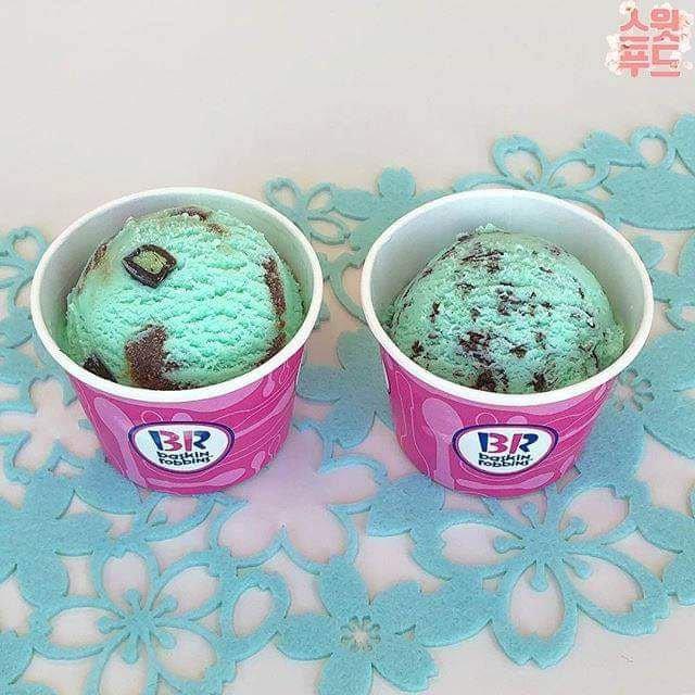 Baskin Robin ra mắt vị kem socola bạc hà super, netizen Hàn lẫn Việt dạt hẳn thành hai phe phản đối và ủng hộ - Ảnh 1.