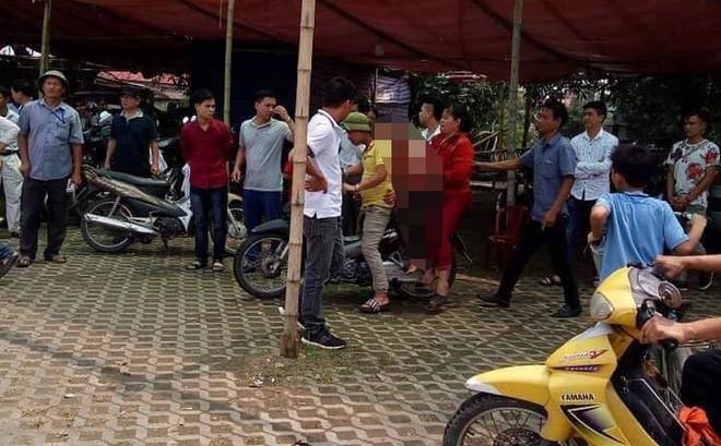 Vụ chủ nhà bị đánh nhập viện vì 7 người đi vệ sinh trả 5.000 đồng: Không có tiền hãy xin một câu - Ảnh 1.