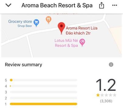 Khóa đánh giá về Aroma để đảm bảo khách quan, dân mạng quá khích vào cả App Store rate 1 sao cho ứng dụng TripAdvisor - Ảnh 2.