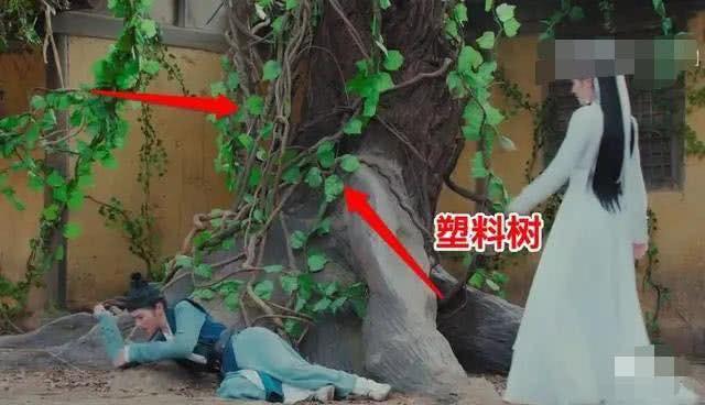 Nhặt sạn bao no với Tân Bạch Nương Tử Truyền Kỳ, đỉnh nhất là Cúc Tịnh Y bị photoshop đến mất cả mũi! - Ảnh 1.