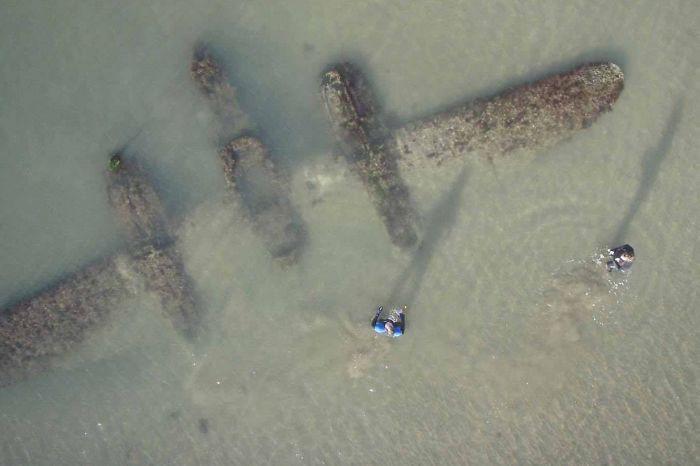 Chùm ảnh: Những tác phẩm nghệ thuật siêu thực nhất của tạo hóa và con người từng được tìm thấy ở bãi biển - Ảnh 26.