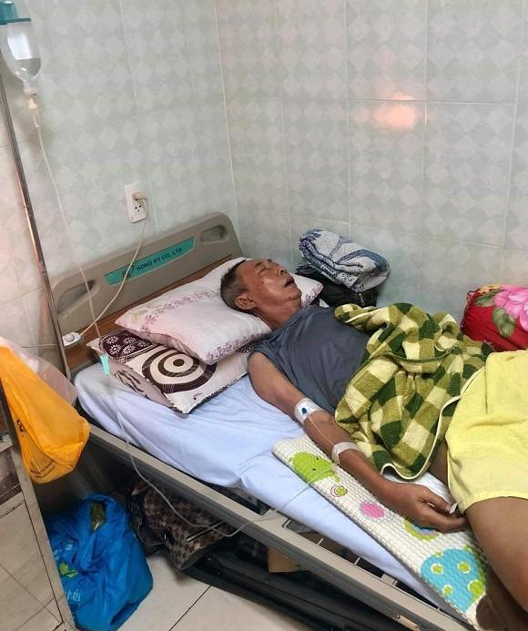 Nghệ sĩ Lê Bình những ngày cuối cùng trên giường bệnh: Hoại tử thân dưới, đau đớn cười trong nước mắt - Ảnh 4.