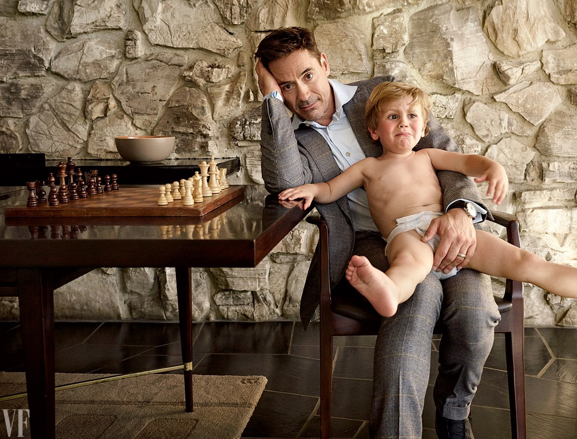 Robert Downey Jr. - Từ tài năng ngạo mạn phóng túng trở thành siêu anh hùng biểu tượng của thập kỷ IRON MAN - Ảnh 8.