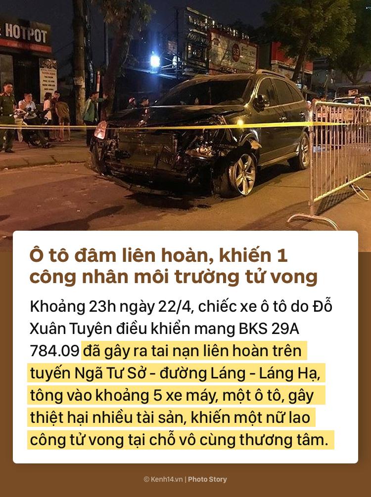 Ám ảnh những vụ tai nạn kinh hoàng do xe điên gây ra, để lại hậu quả đau lòng từ đầu năm 2019 đến nay - Ảnh 9.