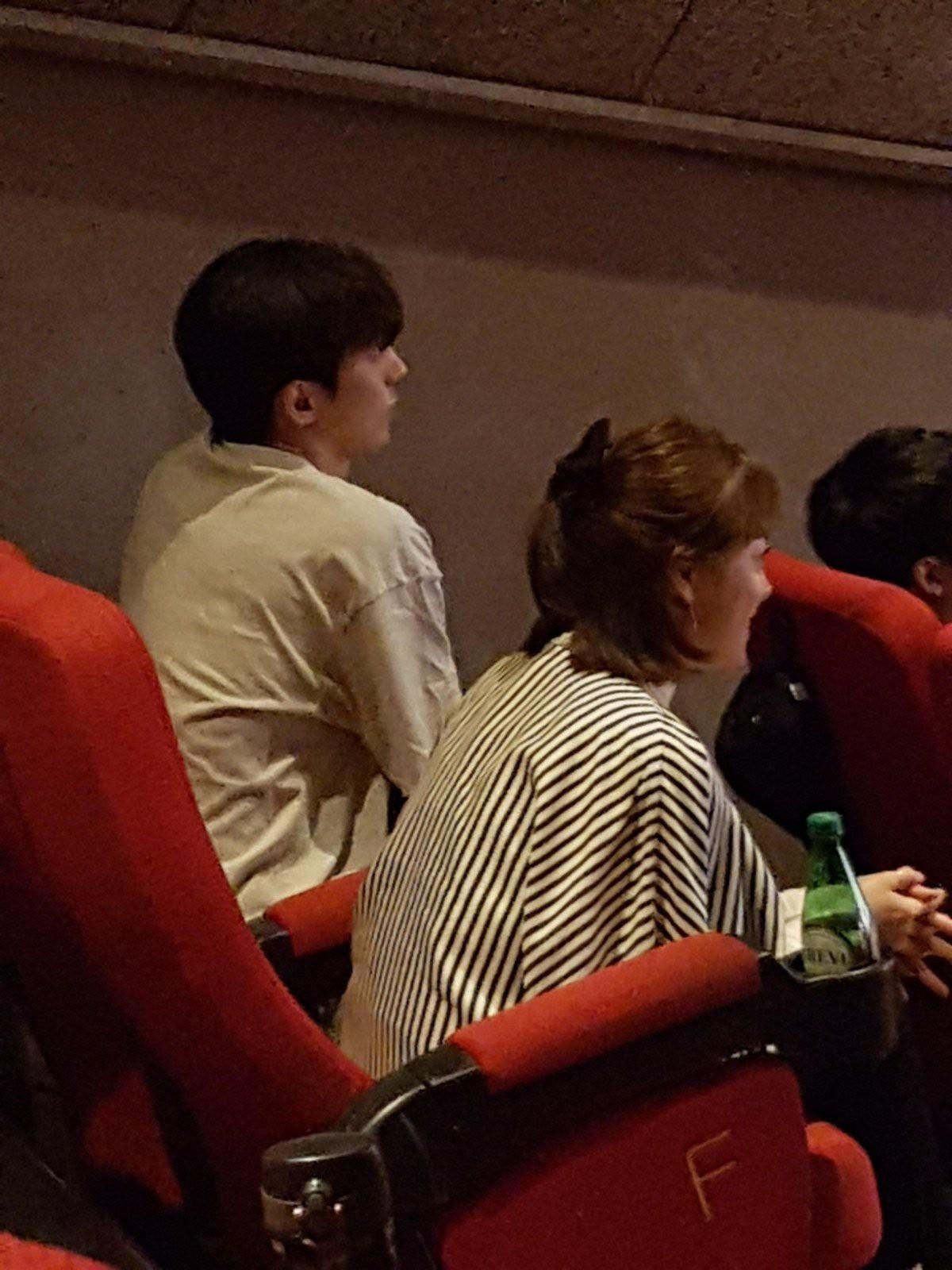 Ảnh Nam Joo Hyuk cùng chị đẹp đi xem phim ngập tràn MXH, nhưng bị gọi tên nhiều nhất lại là 2 nhân vật này! - Ảnh 4.