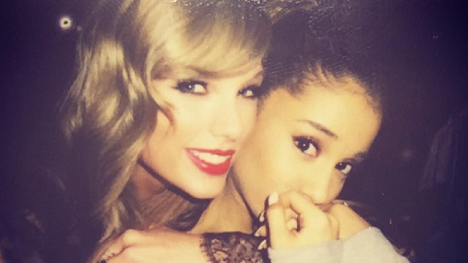 Sợ Ariana Grande vượt mặt, Taylor Swift ngầm biến bạn thân trở thành địch thủ chỉ vì ghen tỵ? - Ảnh 2.