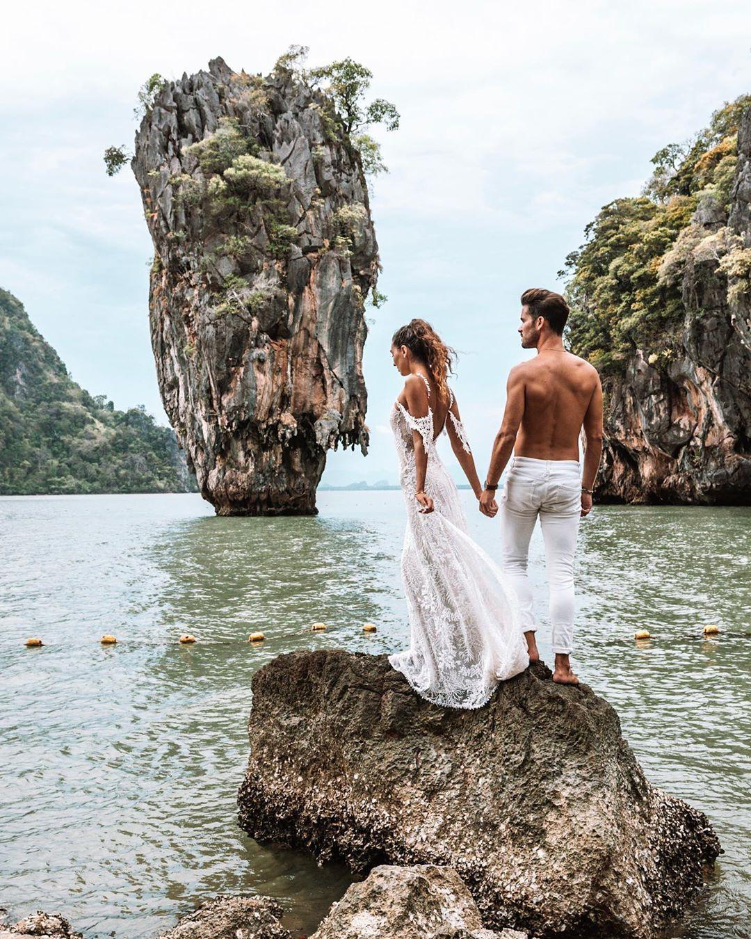 Tạo dáng nguy hiểm khi chụp ảnh du lịch, nhiều cặp đôi travel blogger nổi tiếng bị dân mạng ném đá kịch liệt - Ảnh 7.
